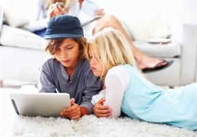 Kinderen-met-iPad