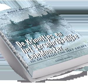 Boek:  De Kriooltjes en het  verschrikkelijke Leiemonster