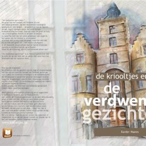 voor en achterzijde van het  boek