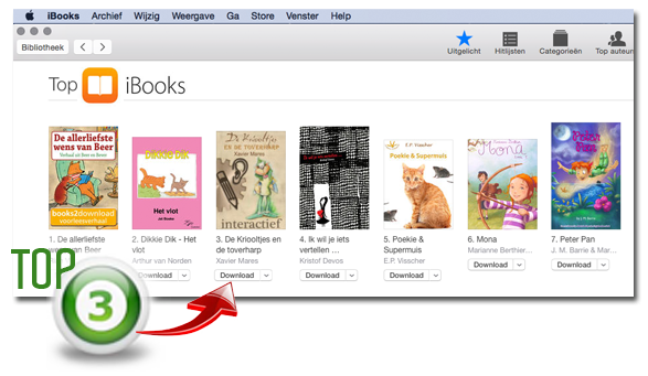 Top3iBook